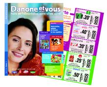 Danone & Vous, la marque relationnelle à l'ère Internet