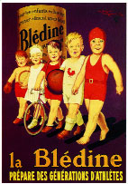 Bl�dina, du c�t� de maman, depuis cent ans