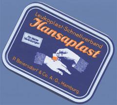 Hansaplast, l'expert des premiers soins