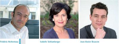 La belle santé de l'affichage - Isabelle Schlumberger, Frédéric Herbreteau et Jean-Xavier Bouxom