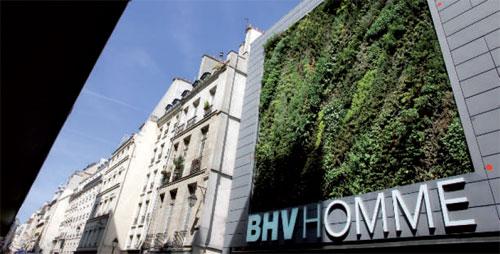 BHV Homme, au bonheur des... - Jean Watin-Augouard