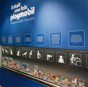 Playmobil en avant l 39 histoire jean watin augouard - Musee des arts decoratifs metro ...