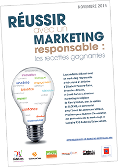 reussir marketing