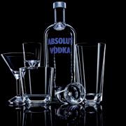 Absolut Vodka une marque qui prend de la bouteille
