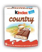 Moi je suis un dangereux fermer vos G.... blablablabla  - Page 2 Kinder-country