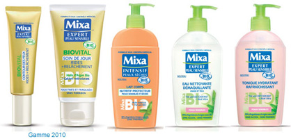 16f04961fe75 Mixa l expertise de la peau depuis 80 ans