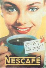 NESCAFE ne cesse de réinventer le café soluble