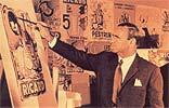 Paul Ricard peindra plus de 700 tableaux